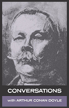 Cover of Conversations with Arthur Conan Doyle