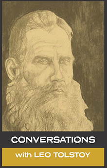 Cover of Conversations with Leo Tolstoy