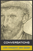 Cover of Conversations with Vincent Van Gogh